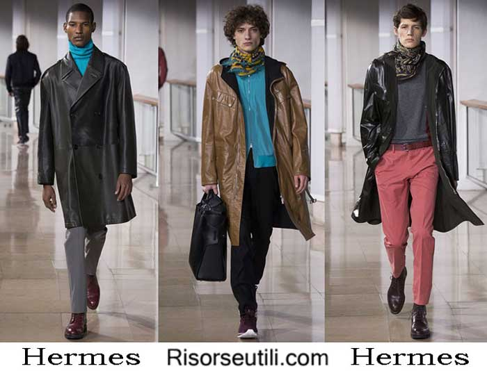 Lifestyle Hermes fall winter 2016 2017 menswear