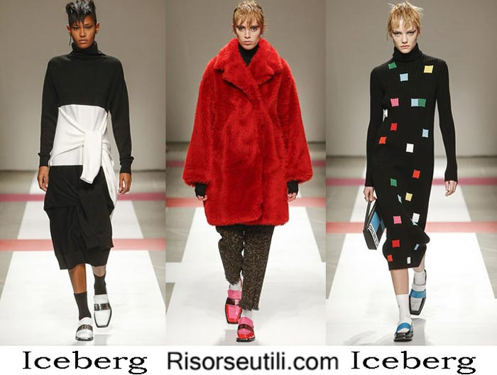 Lifestyle Iceberg fall winter 2016 2017 womenswear