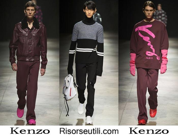 Lifestyle Kenzo fall winter 2016 2017 menswear