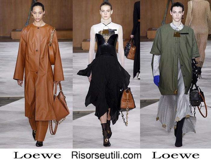 Lifestyle Loewe fall winter 2016 2017 womenswear