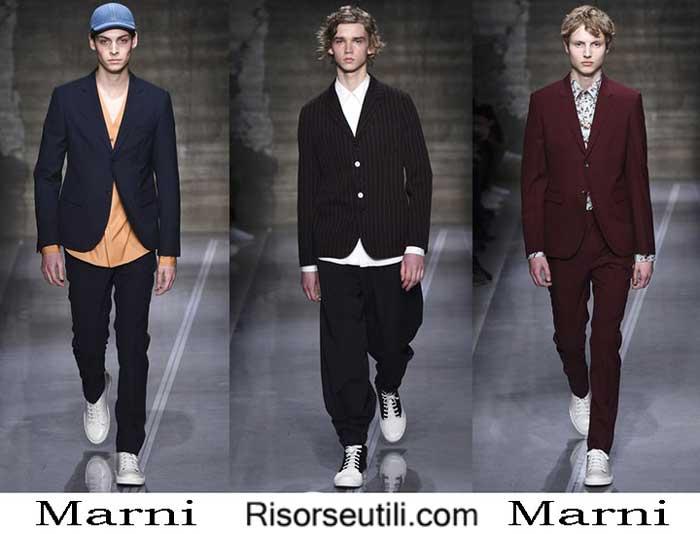 Lifestyle Marni fall winter 2016 2017 menswear