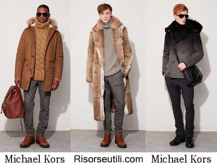 Lifestyle Michael Kors fall winter 2016 2017 menswear