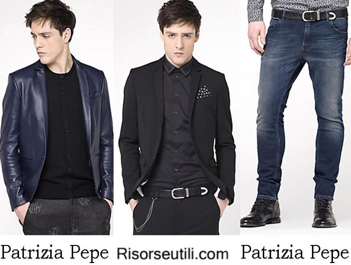 Lifestyle Patrizia Pepe fall winter 2016 2017 menswear