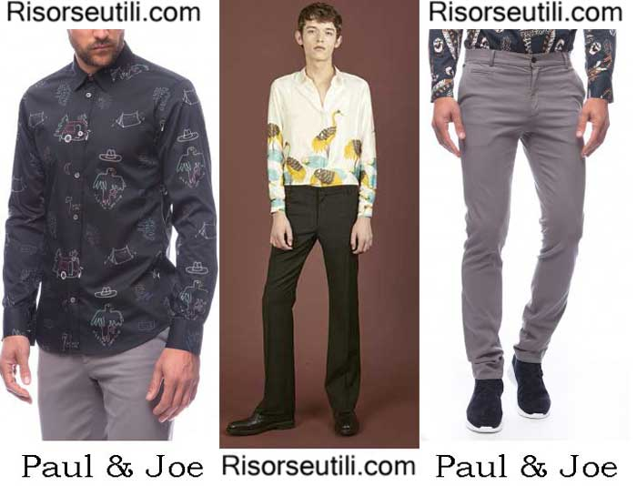 Lifestyle Paul Joe fall winter 2016 2017 menswear
