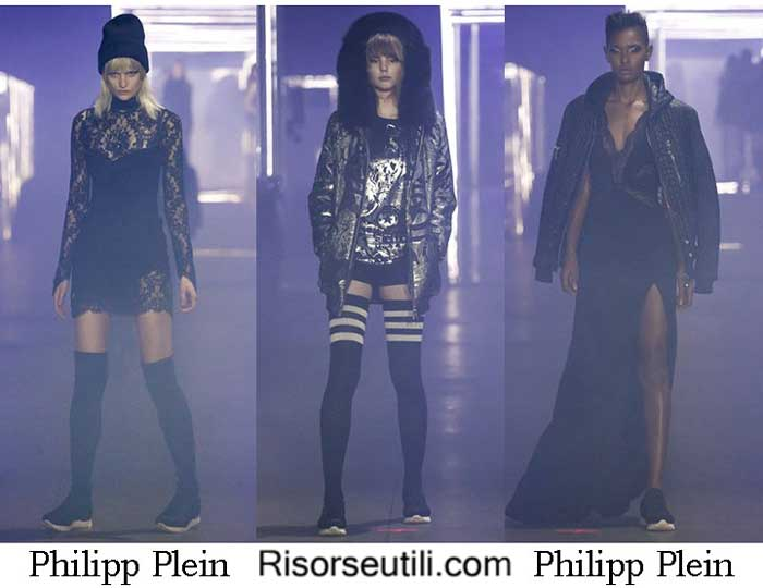 Lifestyle Philipp Plein fall winter 2016 2017 for women