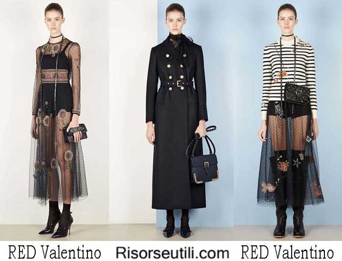Lifestyle RED Valentino fall winter 2016 2017 for women