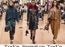 Lifestyle Tod's fall winter 2016 2017 womenswear