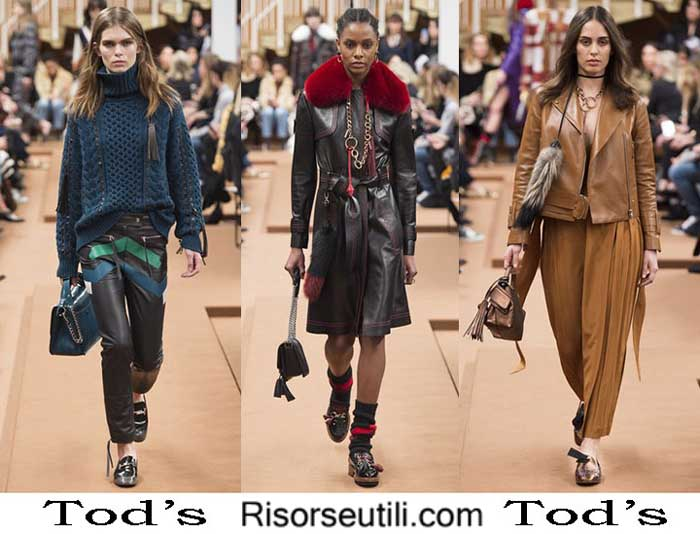 019dd117ce79c New arrivals Tod's. Lifestyle Tods fall winter 2016 2017 womenswear