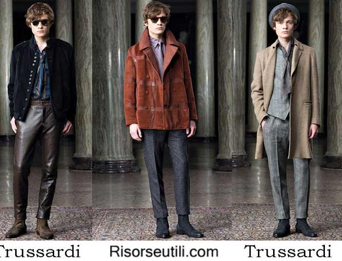 Lifestyle Trussardi fall winter 2016 2017 menswear