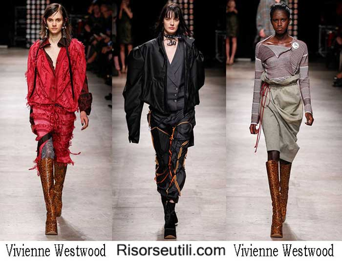 Lifestyle Vivienne Westwood fall winter 2016 2017