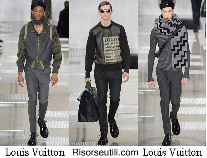 Louis Vuitton fall winter 2016 2017 menswear