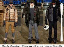 Fashion clothing Moncler Grenoble fall winter 2016 2017 menswear