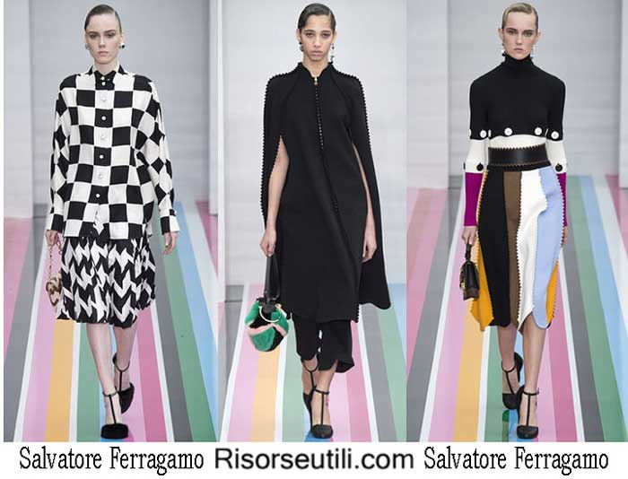 Salvatore Ferragamo fall winter 2016 2017 women