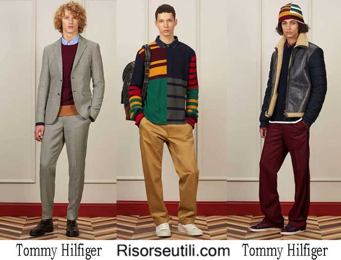 Tommy Hilfiger fall winter 2016 2017 menswear