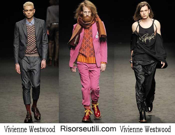 Vivienne Westwood fall winter 2016 2017 menswear