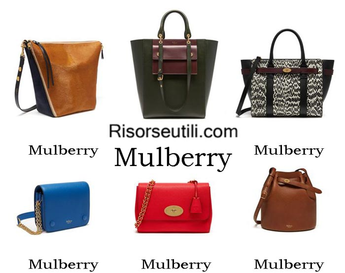 Bags Mulberry fall winter 2016 2017 for women