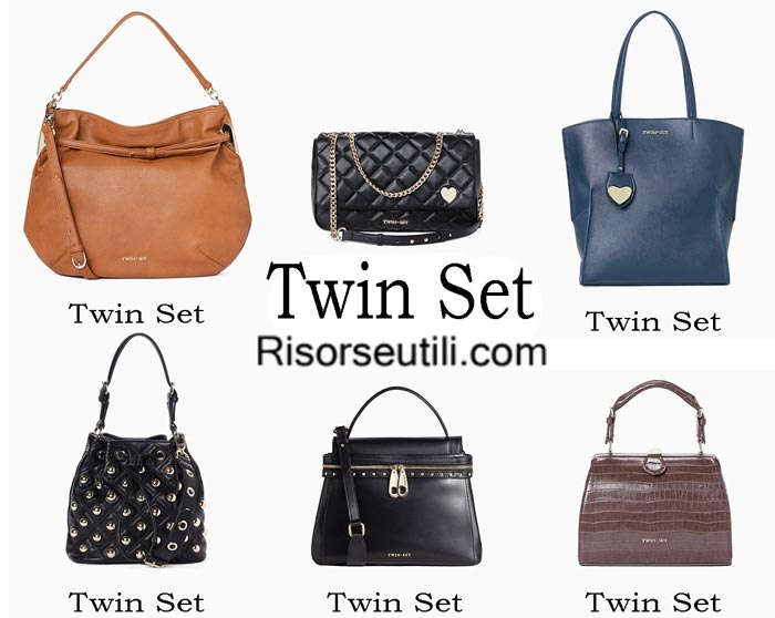 Bags Twin Set fall winter 2016 2017 for women