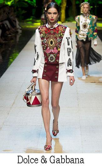 Clothing Dolce Gabbana Spring Summer 2017 For Women 1