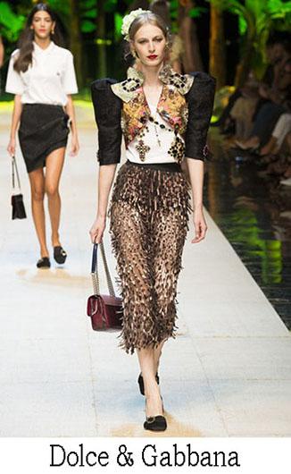 Clothing Dolce Gabbana Spring Summer 2017 For Women 10