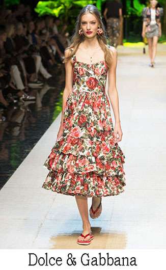 Clothing Dolce Gabbana Spring Summer 2017 For Women 5