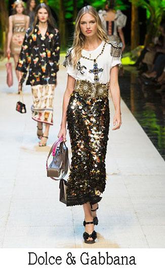 Clothing Dolce Gabbana Spring Summer 2017 For Women 7