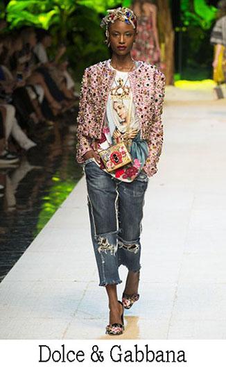 Clothing Dolce Gabbana Spring Summer 2017 For Women 9