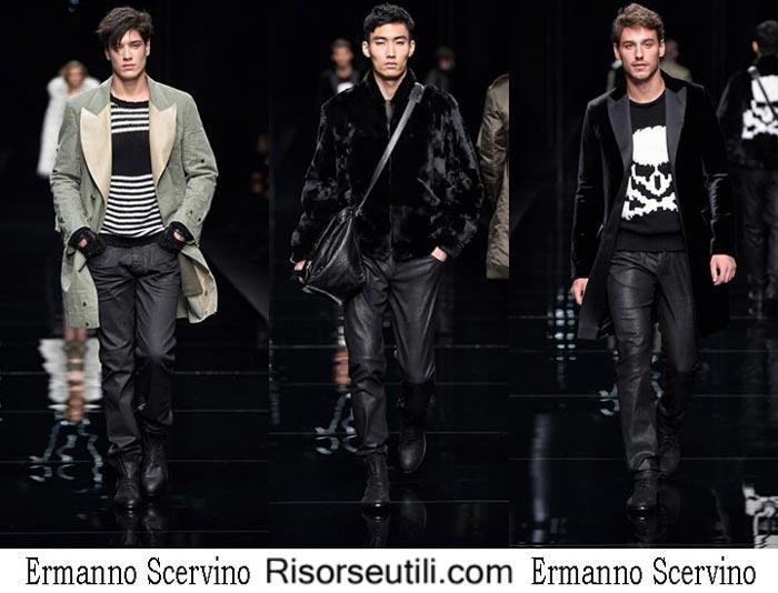 Ermanno Scervino fall winter 2016 2017 menswear