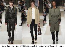 Fashion show Valentino spring summer 2017 men