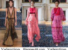 Fashion show Valentino spring summer 2017