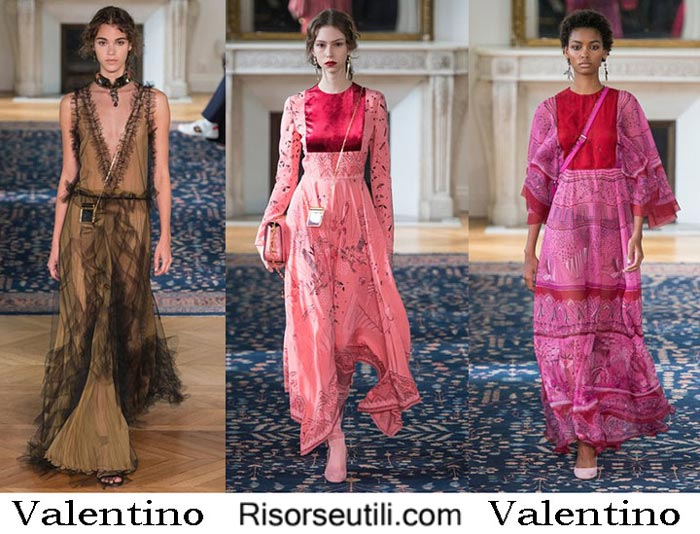 Fashion show Valentino spring summer 2017