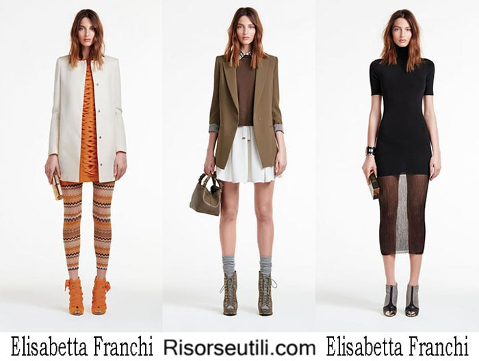 Fashion Elisabetta Franchi fall winter 2016 2017