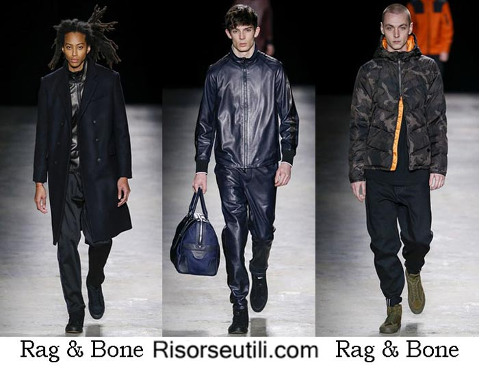 Fashion Rag Bone fall winter 2016 2017 menswear