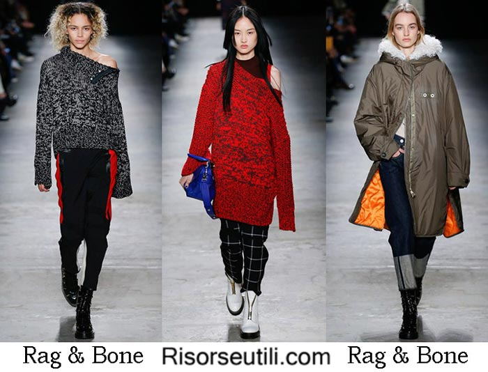 Fashion brand Rag Bone fall winter 2016 2017