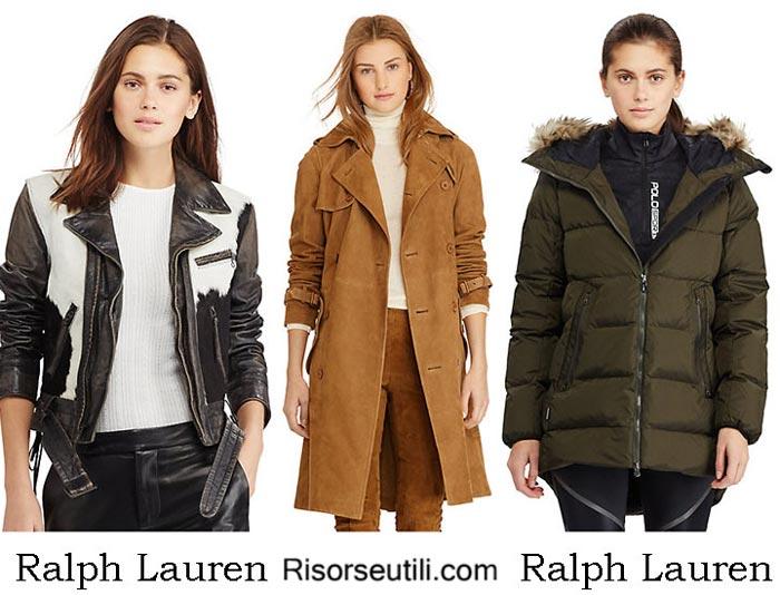 Jackets Ralph Lauren fall winter 2016 2017 for women