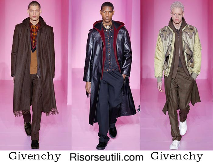 Lifestyle Givenchy fall winter 2016 2017 menswear