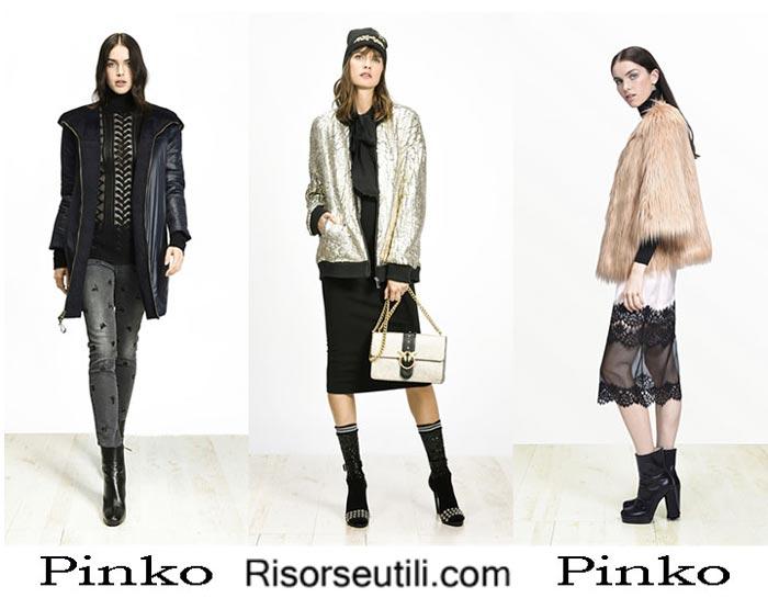 Lifestyle Pinko fall winter 2016 2017 womenswear