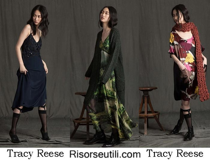 Lifestyle Tracy Reese fall winter 2016 2017 women