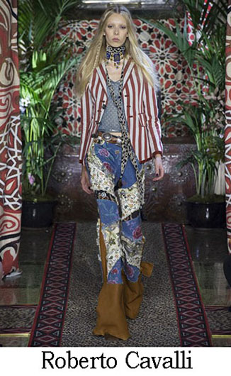 Roberto Cavalli Spring Summer 2017 Fashion Clothing 3