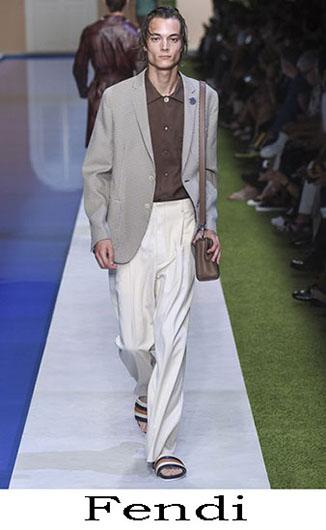 Brand Fendi for men spring summer 2