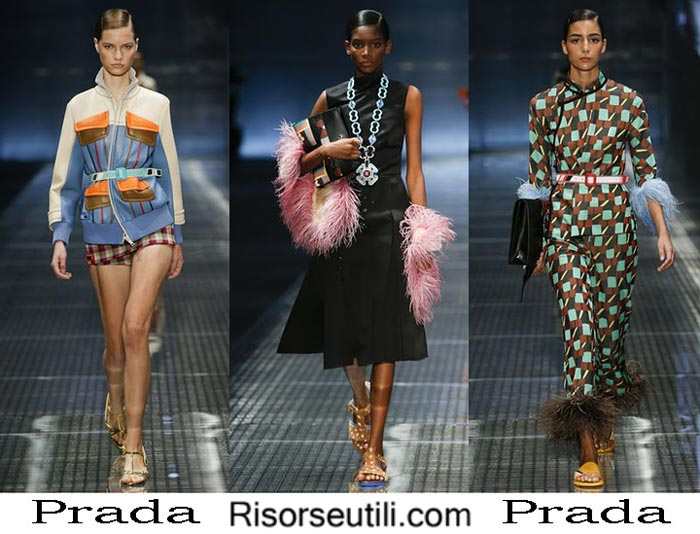 Prada spring summer 2017 lifestyle fashion for women