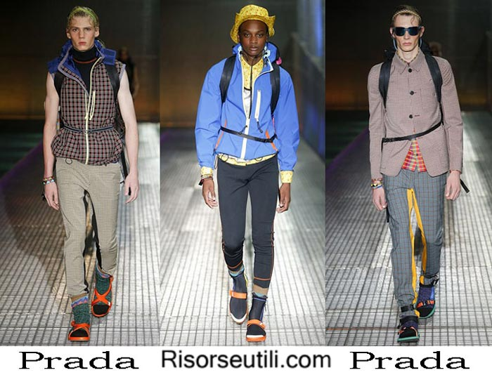 Prada spring summer 2017 fashion show for men