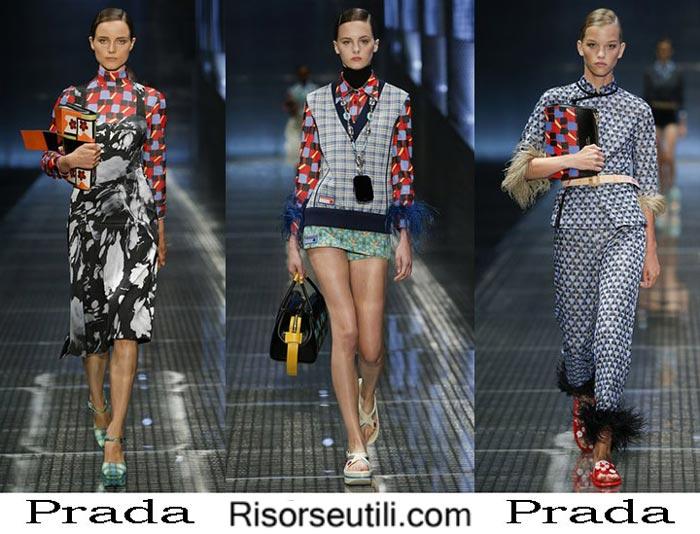 Prada spring summer 2017 fashion show for women