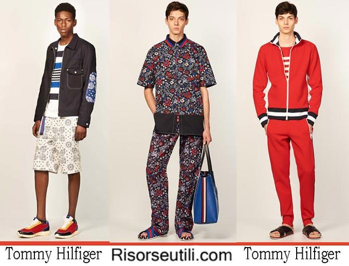 Tommy Hilfiger spring summer 2017 fashion show for men
