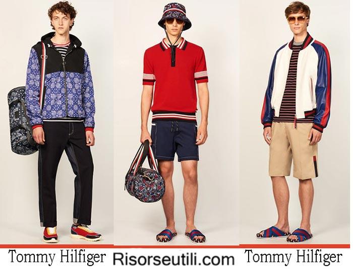 Tommy Hilfiger spring summer 2017 lifestyle for men
