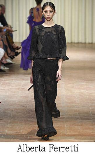 Alberta Ferretti spring summer 2017 fashion brand 11