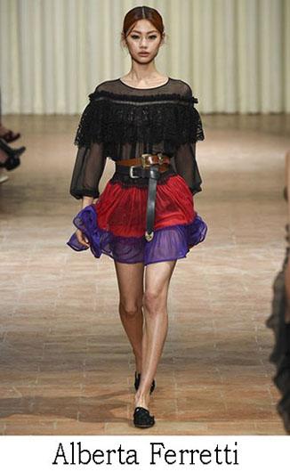 Alberta Ferretti spring summer 2017 fashion brand 14
