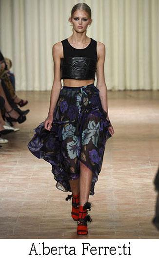 Alberta Ferretti spring summer 2017 fashion brand 15