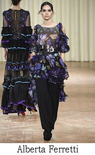 Alberta Ferretti spring summer 2017 fashion brand 16