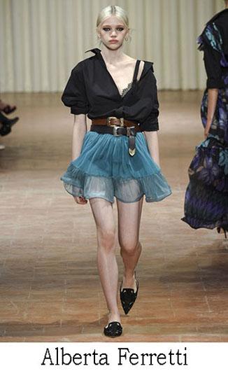 Alberta Ferretti spring summer 2017 fashion brand 18