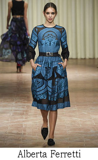 Alberta Ferretti spring summer 2017 fashion brand 20